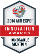 Innovation Awards Honorable Mention at the 2014 AHR Expo
